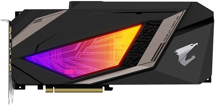 Gigabyte Aorus GeForce RTX 2080 Extreme WaterForce
