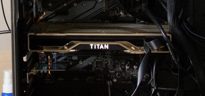 Anvidia Titan Rtx