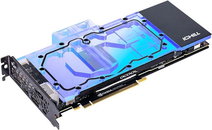 GeForce RTX линейки iChill Frostbite