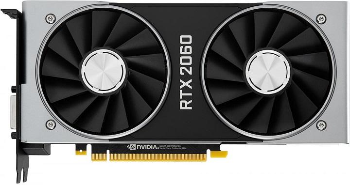 Слух: Nvidia работает над GeForce RTX 2060 с 12-гигабайтным видеобуфером