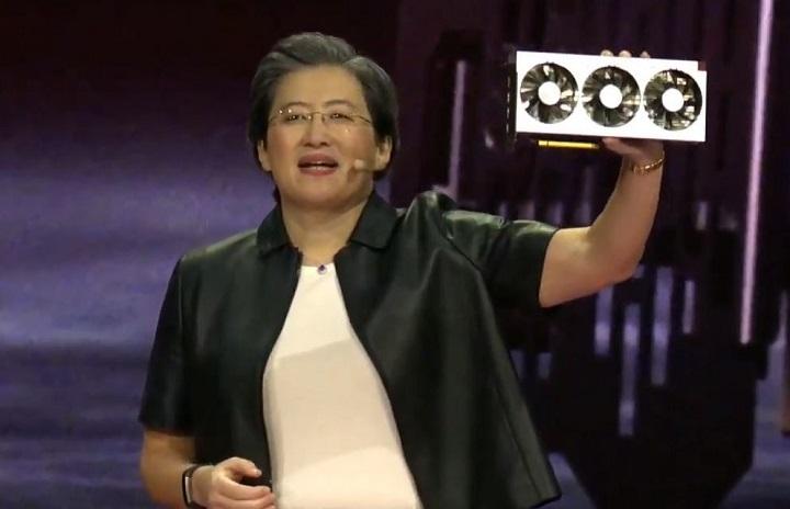 [CES 2019] AMD показала видеокарту обновленного поколения - Radeon VII