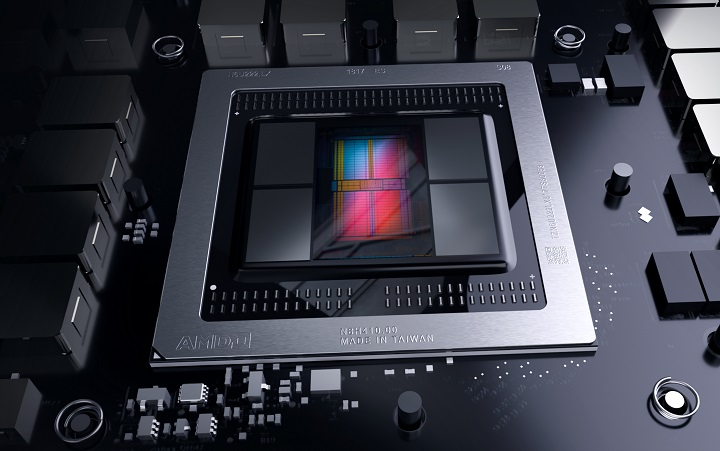 AMD Radeon VII Vega 20