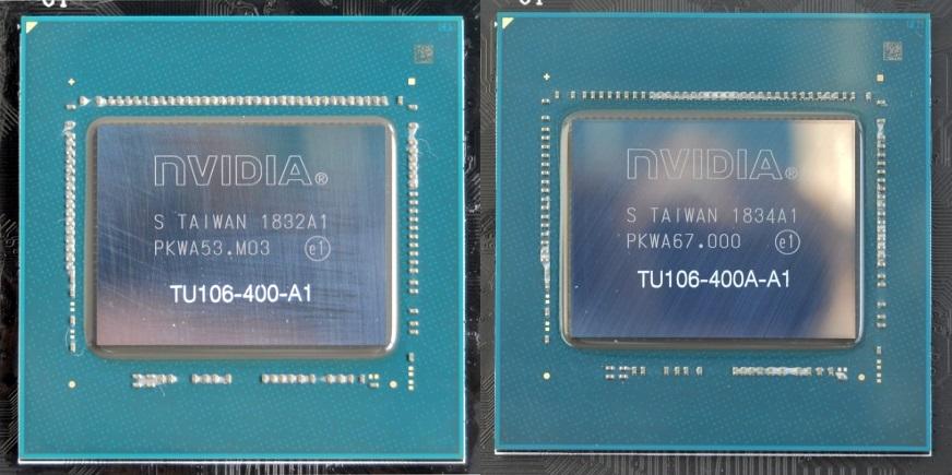 Nvidia refuses to pre-sort the GPU Turing / News