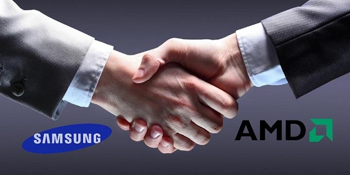 Samsung лицензировала у AMD графическую архитектуру RDNA