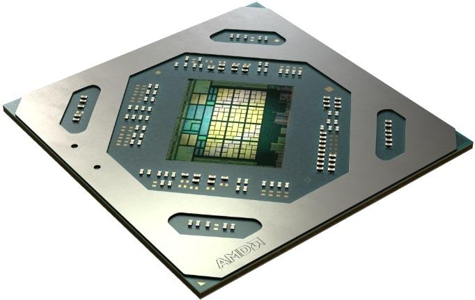 Графическое ядро AMD Navi  24 станет основой видеоадаптеров начального уровня