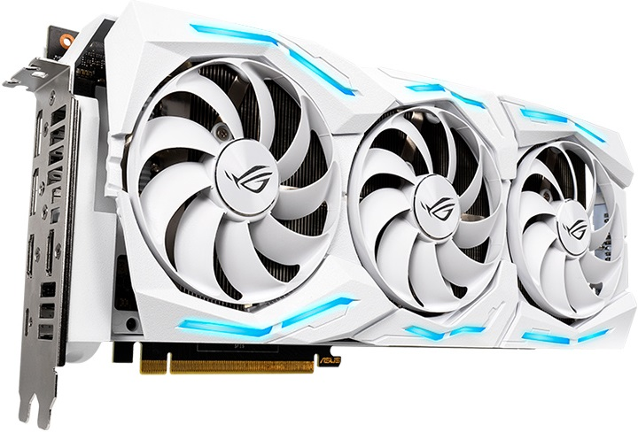 ASUS ROG Strix GeForce RTX 2080 Ti White Edition