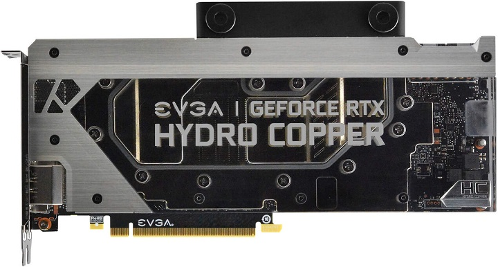 GeForce RTX 2080 Ti XC Hydro Copper Gaming
