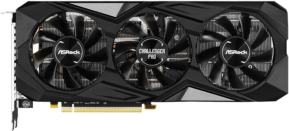 ASRock Radeon RX 5600 XT Challenger Pro 6G OC