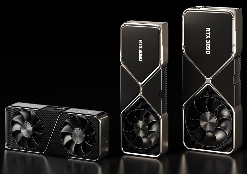 Nvidia продолжает теснить AMD на рынке дискретных видеокарт