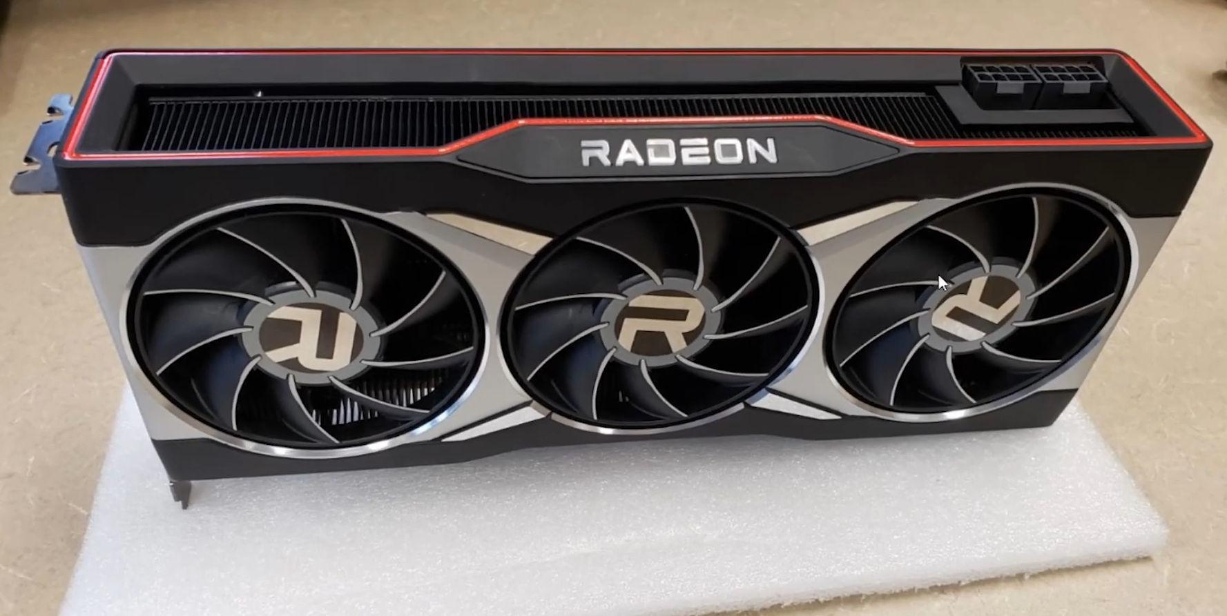 Слух: графический процессор AMD Navi 31 получит двухчиповую компоновку