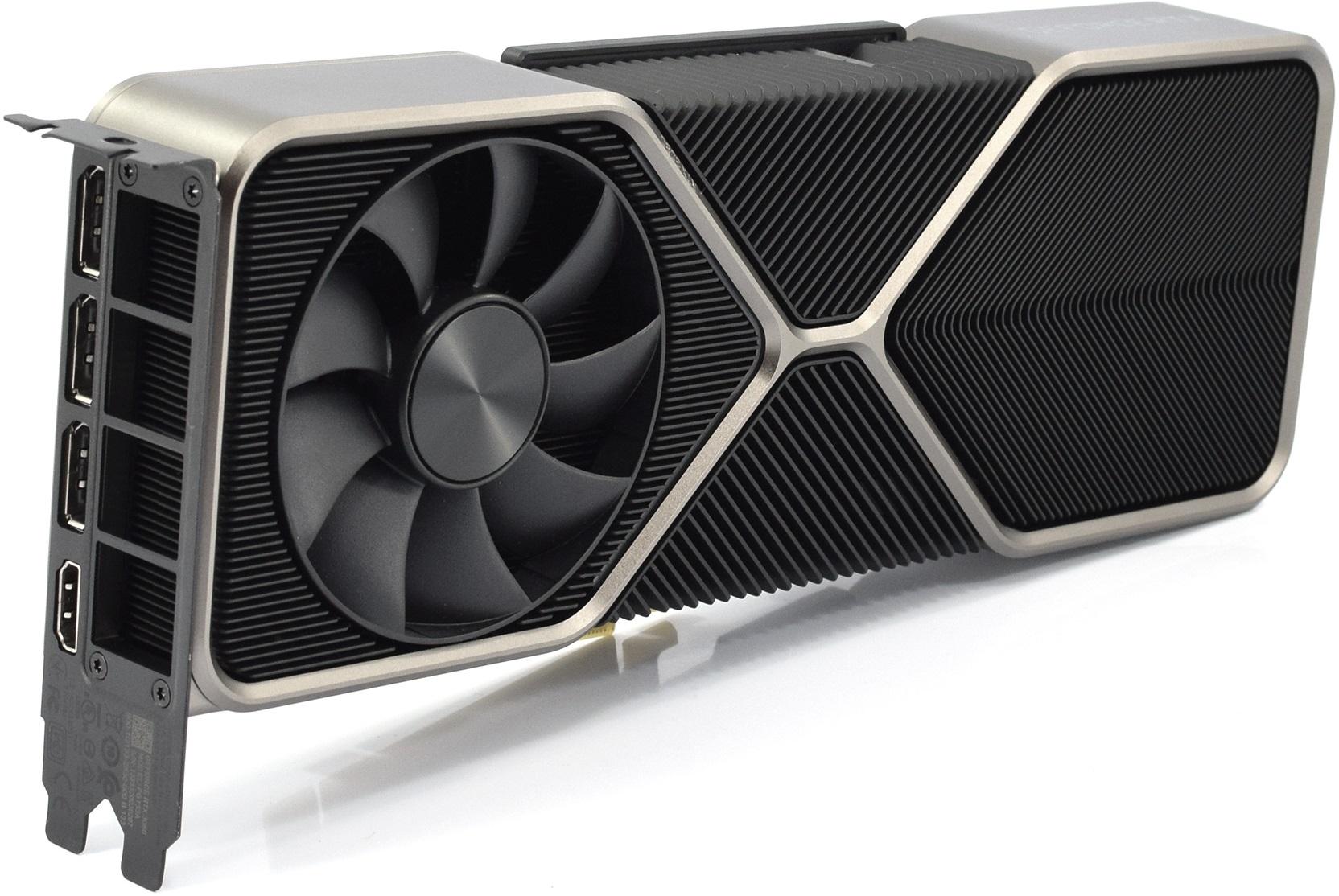 Nvidia определилась с датой анонса GeForce RTX 3080 Ti и RTX 3070 Ti