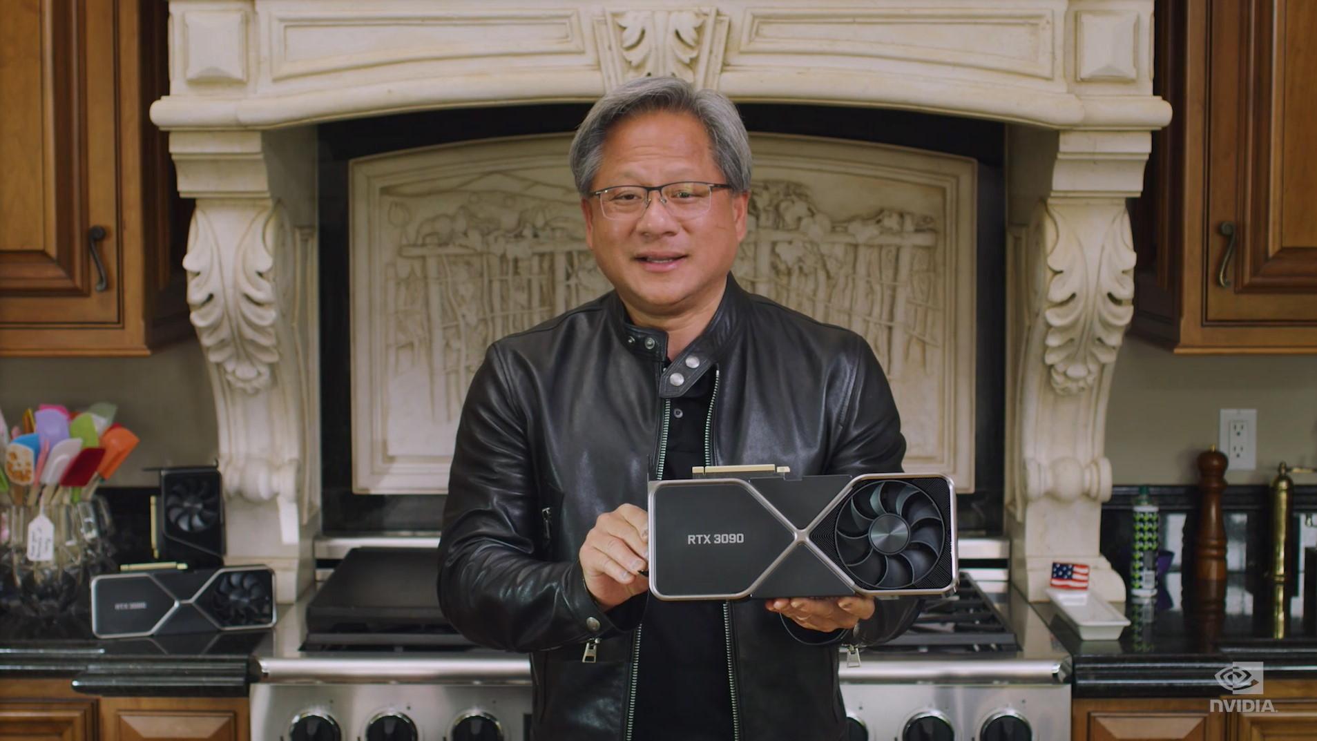 В мае Nvidia начнёт отгружать GPU Ampere с улучшенным ограничителем майнинга