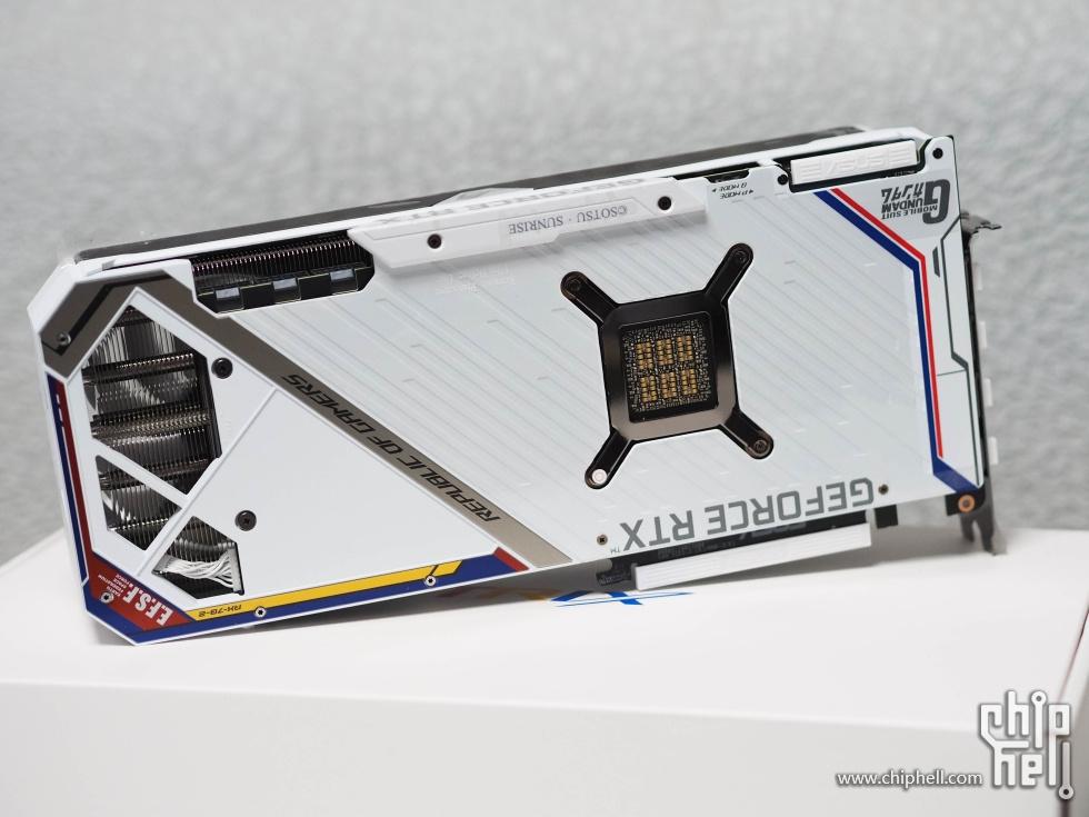 Видеокарта ASUS ROG Strix GeForce RTX 3090 Gundam оценена в $2600
