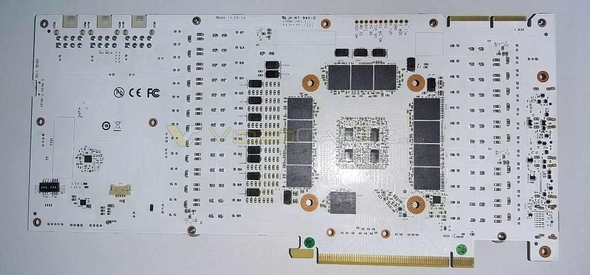 Видеокарта Galax GeForce RTX 3090 HOF получила 26-фазную систему питания