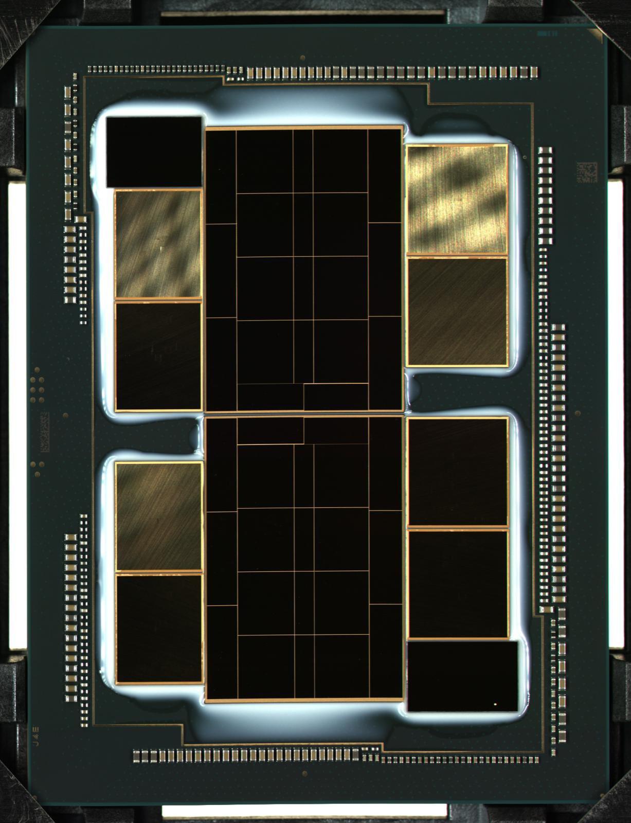 Раджа Кодури опубликовал фото графического процессора Xe-HPC