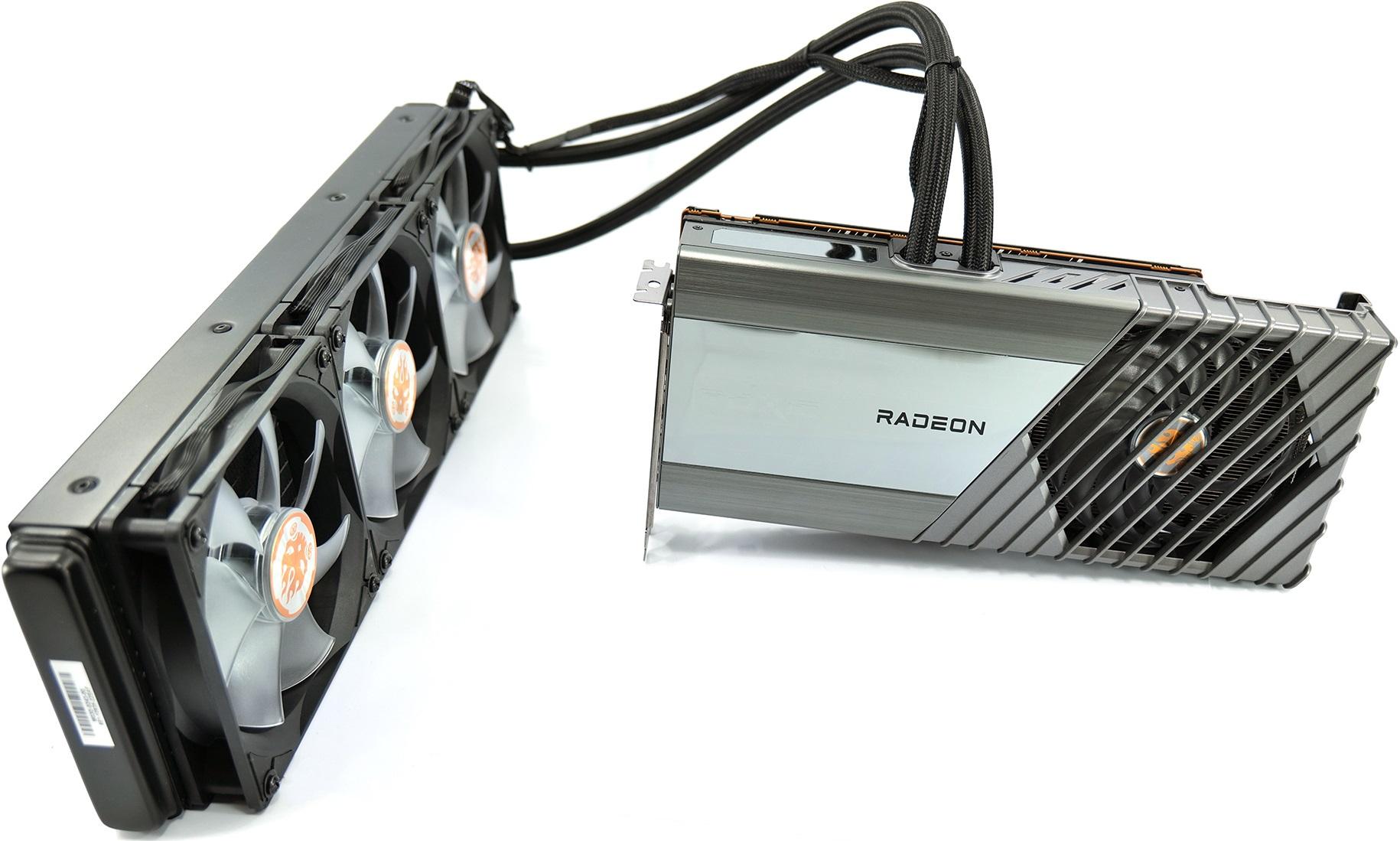 Sapphire выпустила видеокарту Radeon RX 6900 XT Toxic Limited Edition
