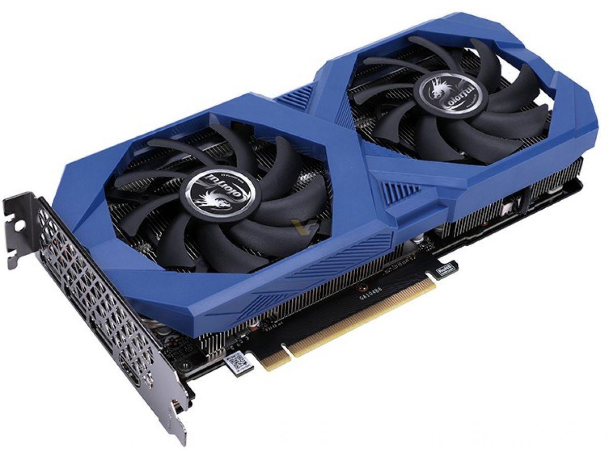 Nvidia наращивает поставки видеокарт GeForce RTX 3060