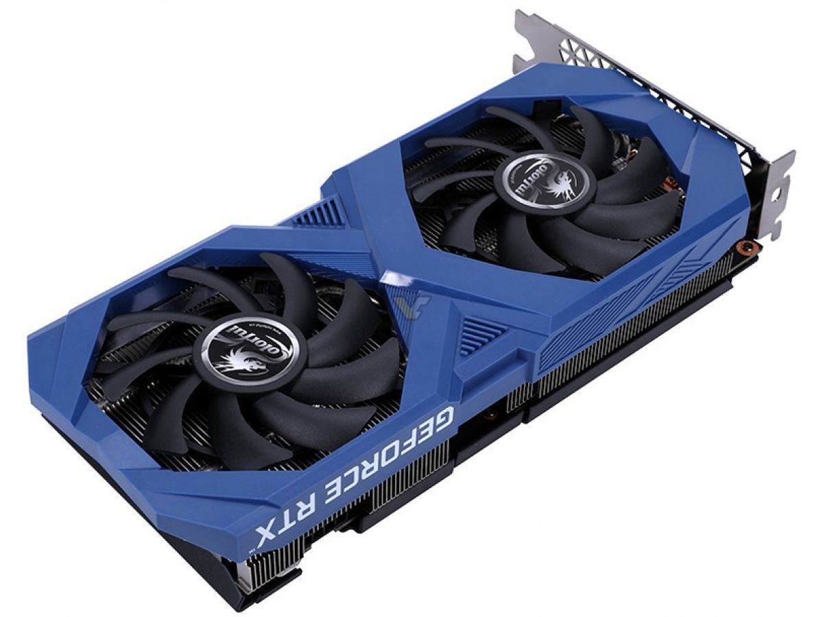 Colorful представила видеокарты GeForce RTX 3060/3060 Ti iCafe