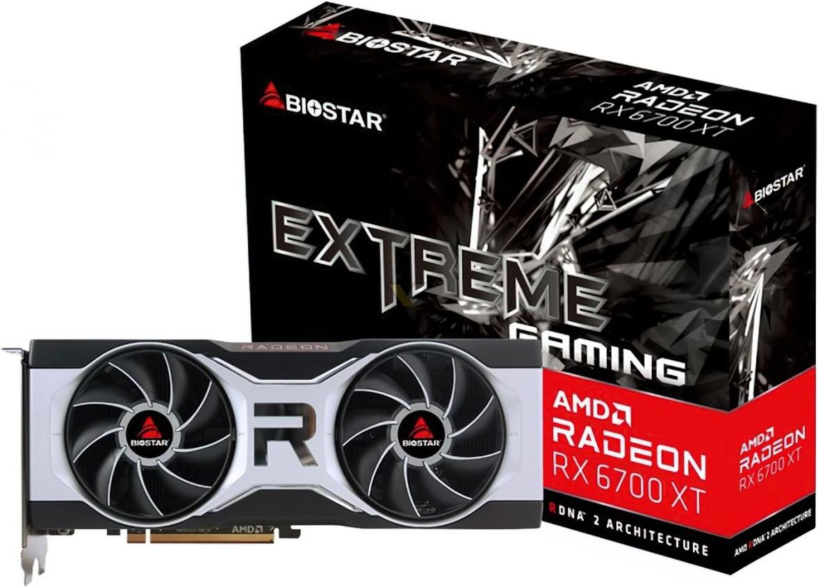 Biostar разогнала эталонную версию Radeon RX 6700 XT