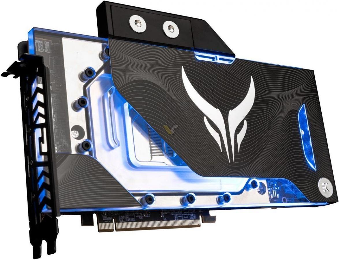 PowerColor представила видеокарты Radeon RX 6800/6900 XT Liquid Devil