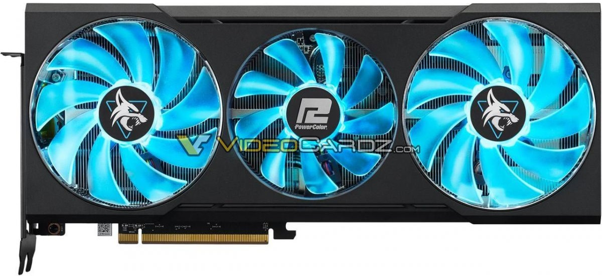 PowerColor работает над видеокартой Radeon RX 6700 XT Hellhound