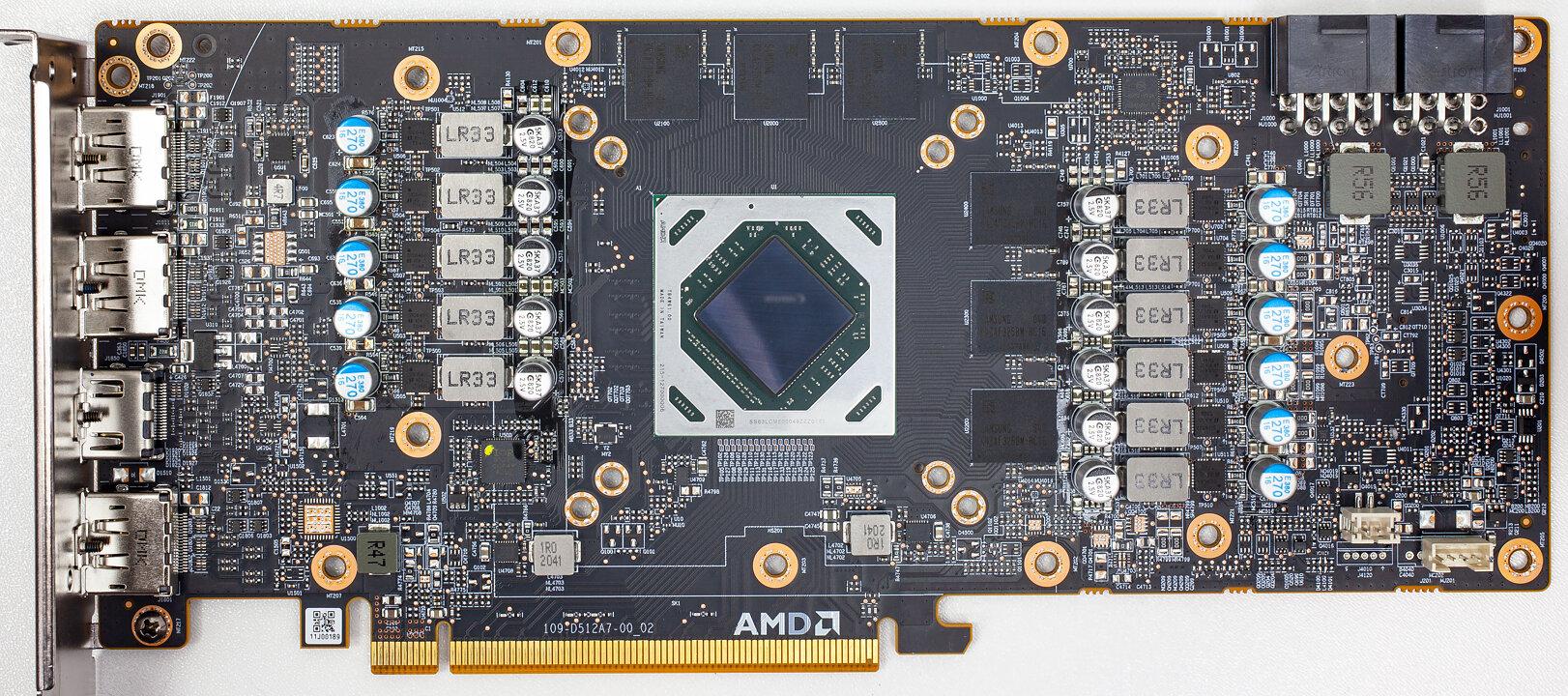 Вышли первые обзоры видеокарты Radeon RX 6700 XT