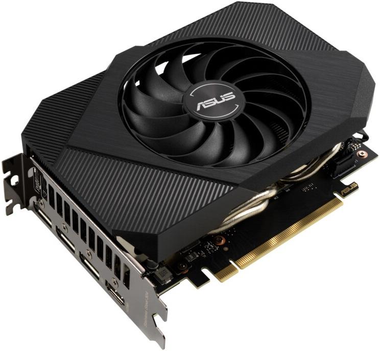 ASUS представила видеокарту GeForce RTX 3060 Phoenix
