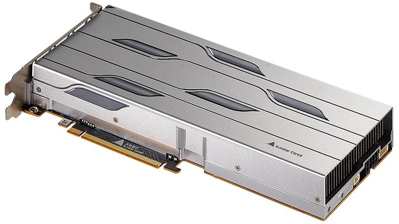 Shanghai Tianshu анонсировала начало серийного выпуска 7-нм GPU Big Island