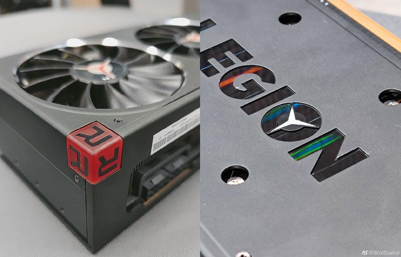 Знакомимся с Lenovo Radeon RX 6900 XT Legion