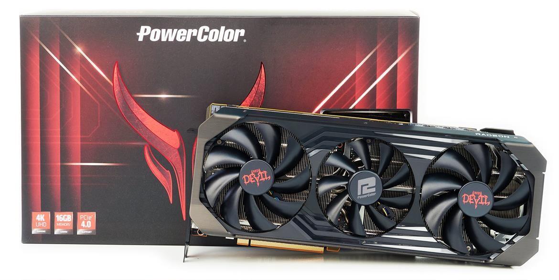 PowerColor RX 6900 XT Red Devil Ultimate использует отборные чипы AMD Navi 21