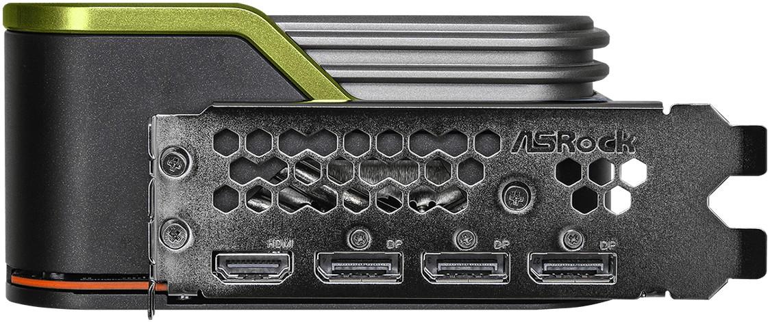 ASRock представила флагманскую видеокарту Radeon RX 6900 XT OC Formula