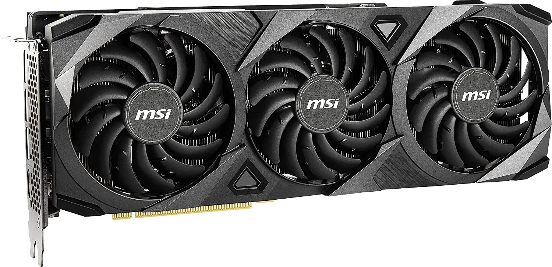 MSI GeForce RTX 3080 Ti замечена в ассортименте польского магазина