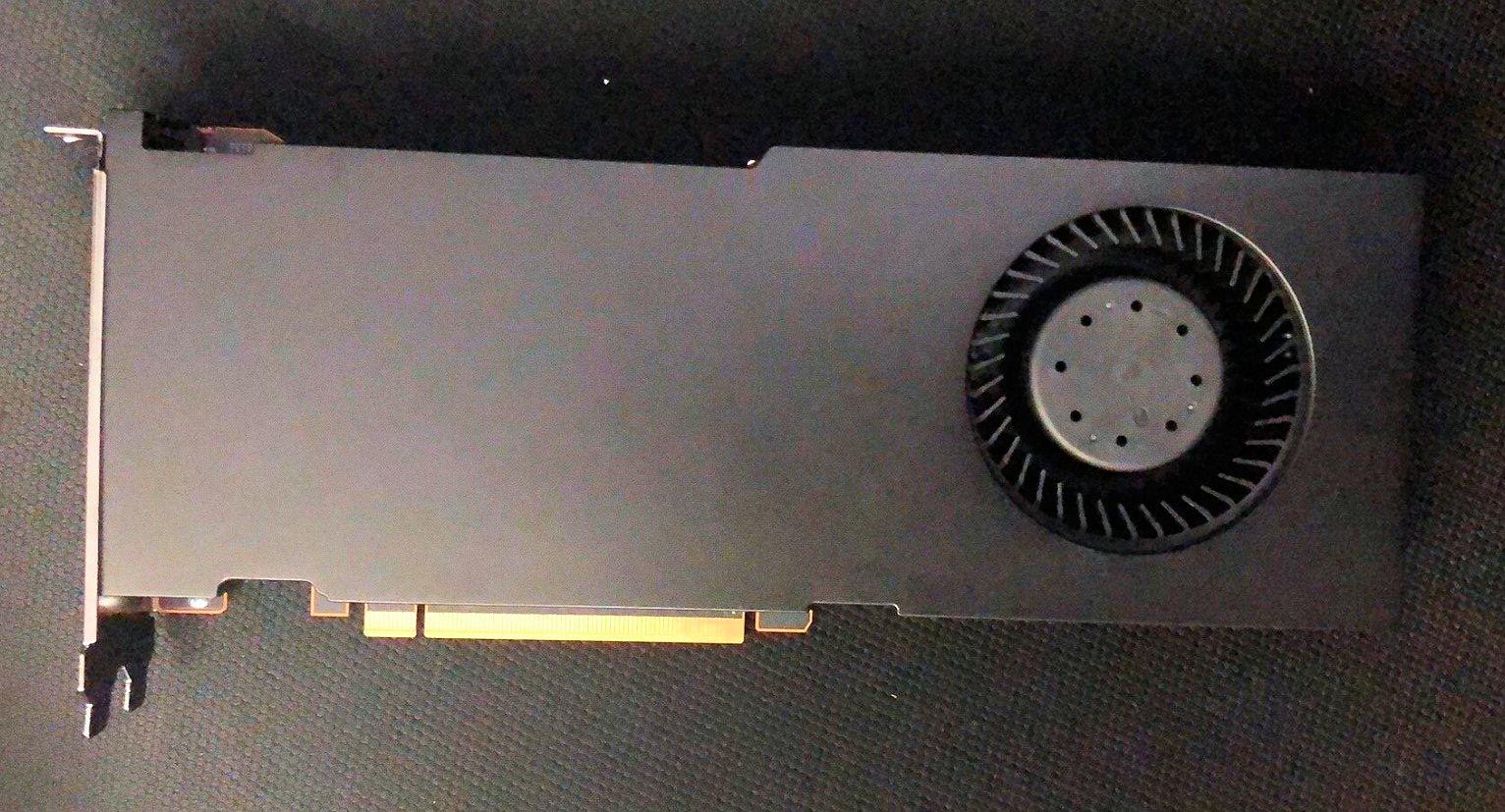 Apple Mac Pro выйдет в конфигурации с видеокартой AMD Radeon Pro W6900X