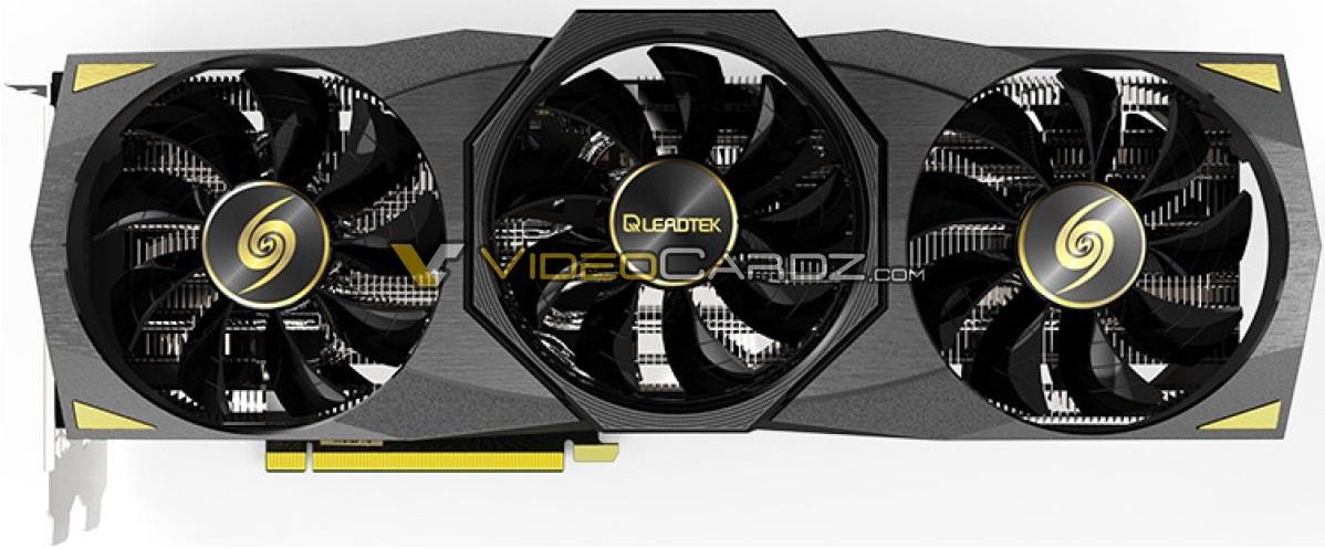 Leadtek предложит GeForce RTX 3080 Ti в модификации WinFast Hurricane