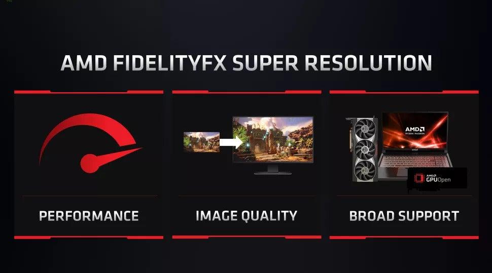 Microsoft: технология AMD FidelityFX Super Resolution появится на Xbox Series X/S