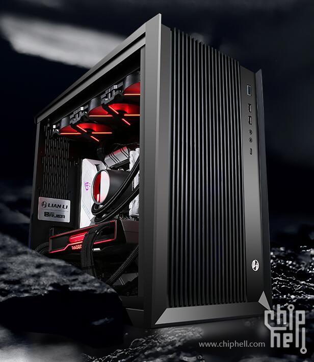 AMD Radeon RX 6900 XT с жидкостным охлаждением замечена в составе игрового ПК