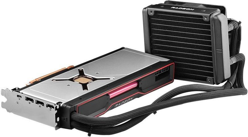 Sapphire готовит к релизу видеокарту Radeon RX 6900 XT LC