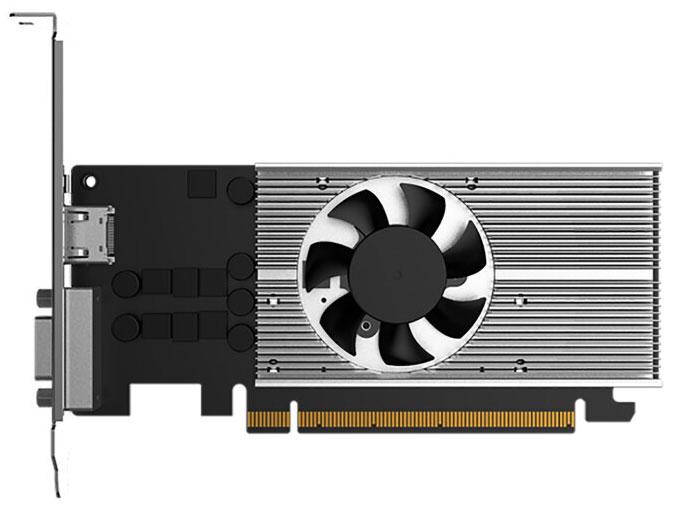 Gunnir представила видеокарту Intel Iris Xe с разъёмом VGA