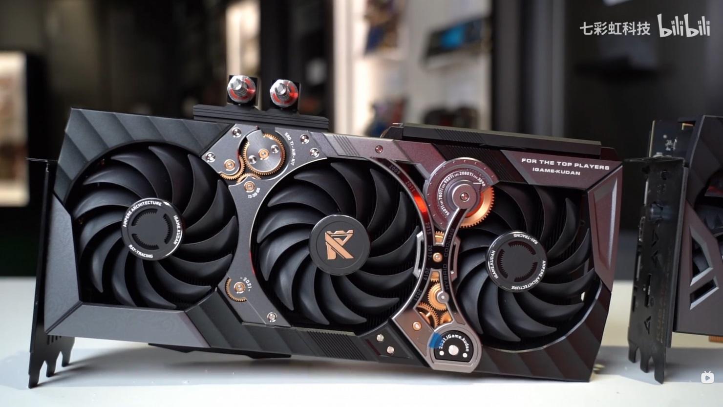 Colorful оценила видеокарту iGame GeForce RTX 3090 Kudan в $4999
