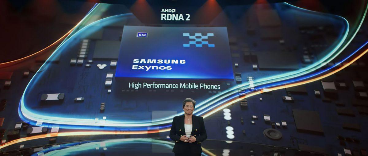В июле Samsung представит SoC Exynos со встроенной графикой AMD RDNA 2 / Новости / Overclockers.ua