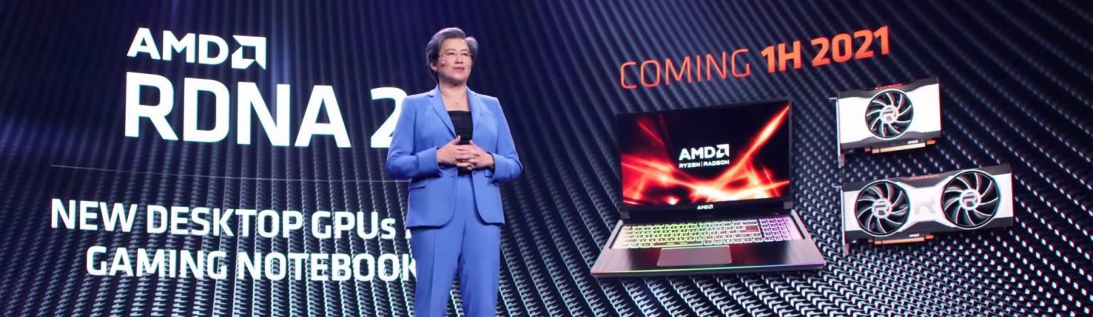 Графический драйвер AMD готов к выходу Radeon RX 6600 (XT)