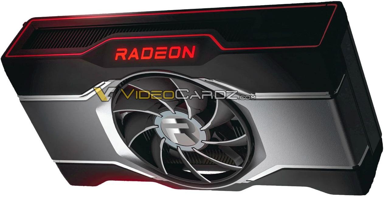Видеокарты Radeon RX 6600 (XT) замечены на сайте PowerColor