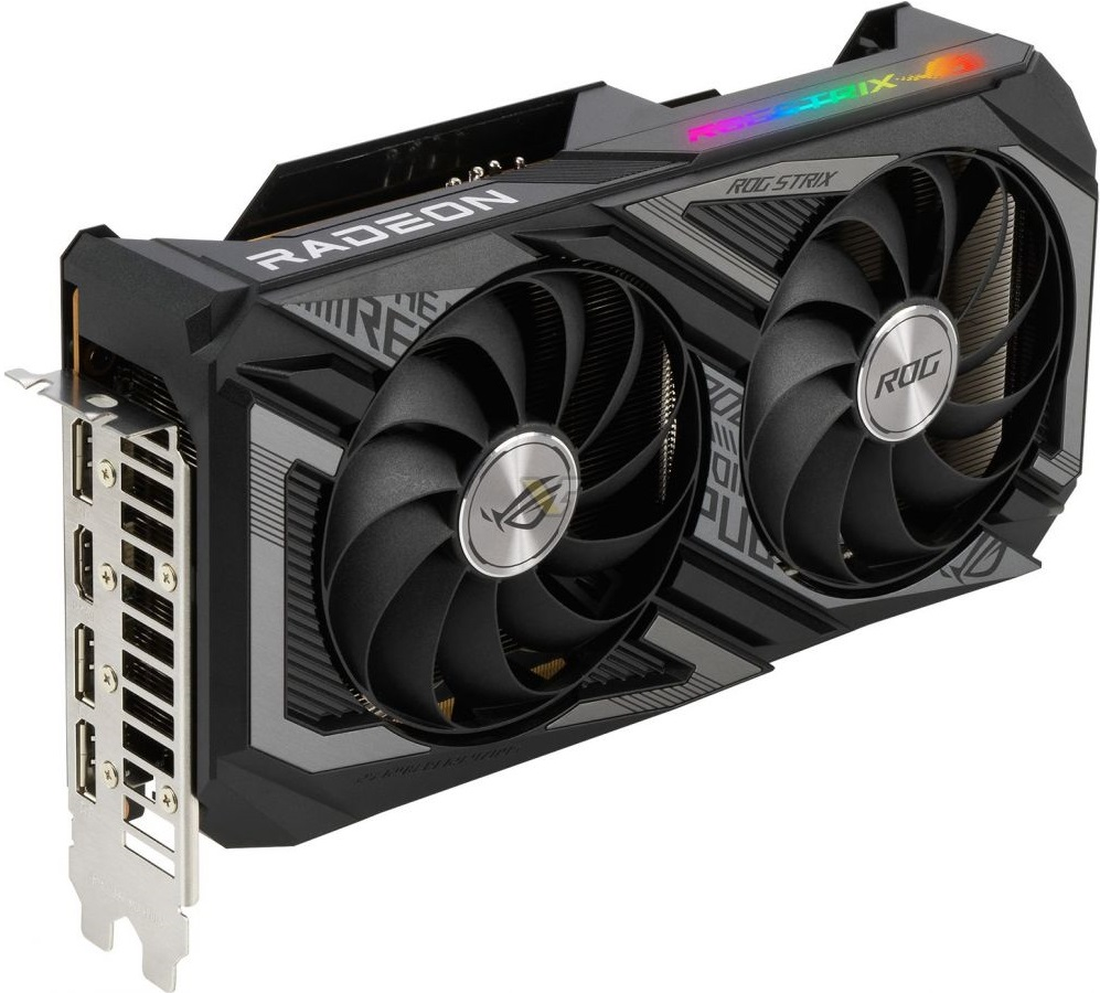 Radeon RX 6600 XT в исполнении ASUS, MSI и Gigabyte