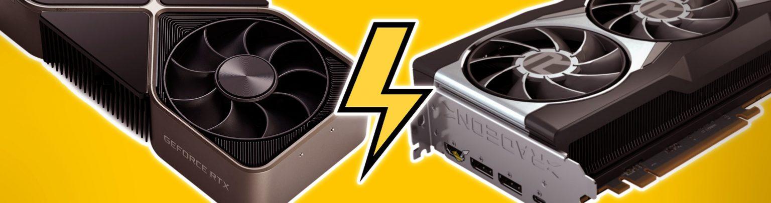 Слух: энергопотребление будущих флагманов AMD Radeon и Nvidia GeForce составит 400-500 Вт