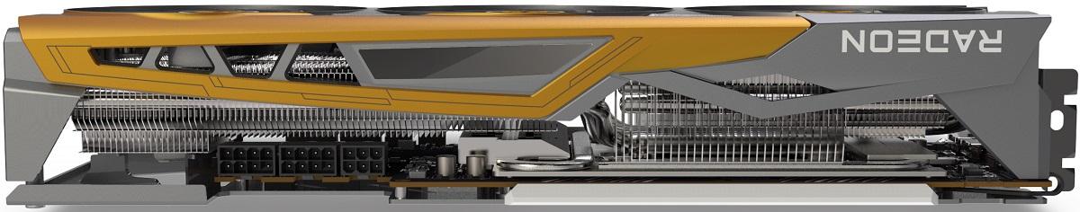 Видеокарта Sapphire Toxic Radeon RX 6900 XT Air Cooled представлена официально