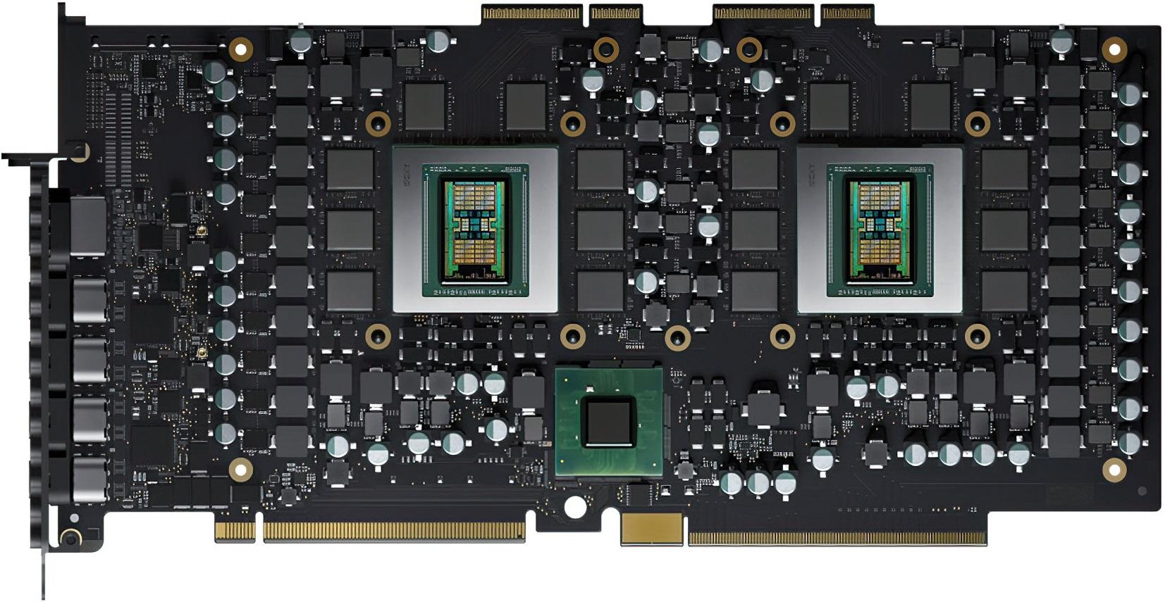 AMD Radeon Pro W6800X Duo — видеокарта для Apple Mac Pro на двух GPU Navi 21