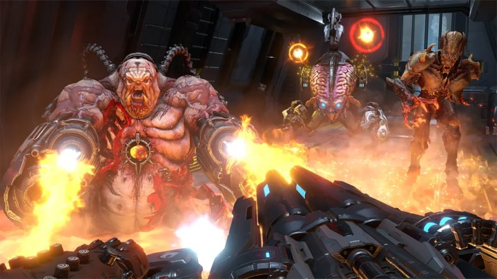 Doom Eternal с трассировкой лучей в 4K — видеосравнение GeForce RTX 3090, GeForce RTX 3080 Ti и Radeon RX 6900 XT