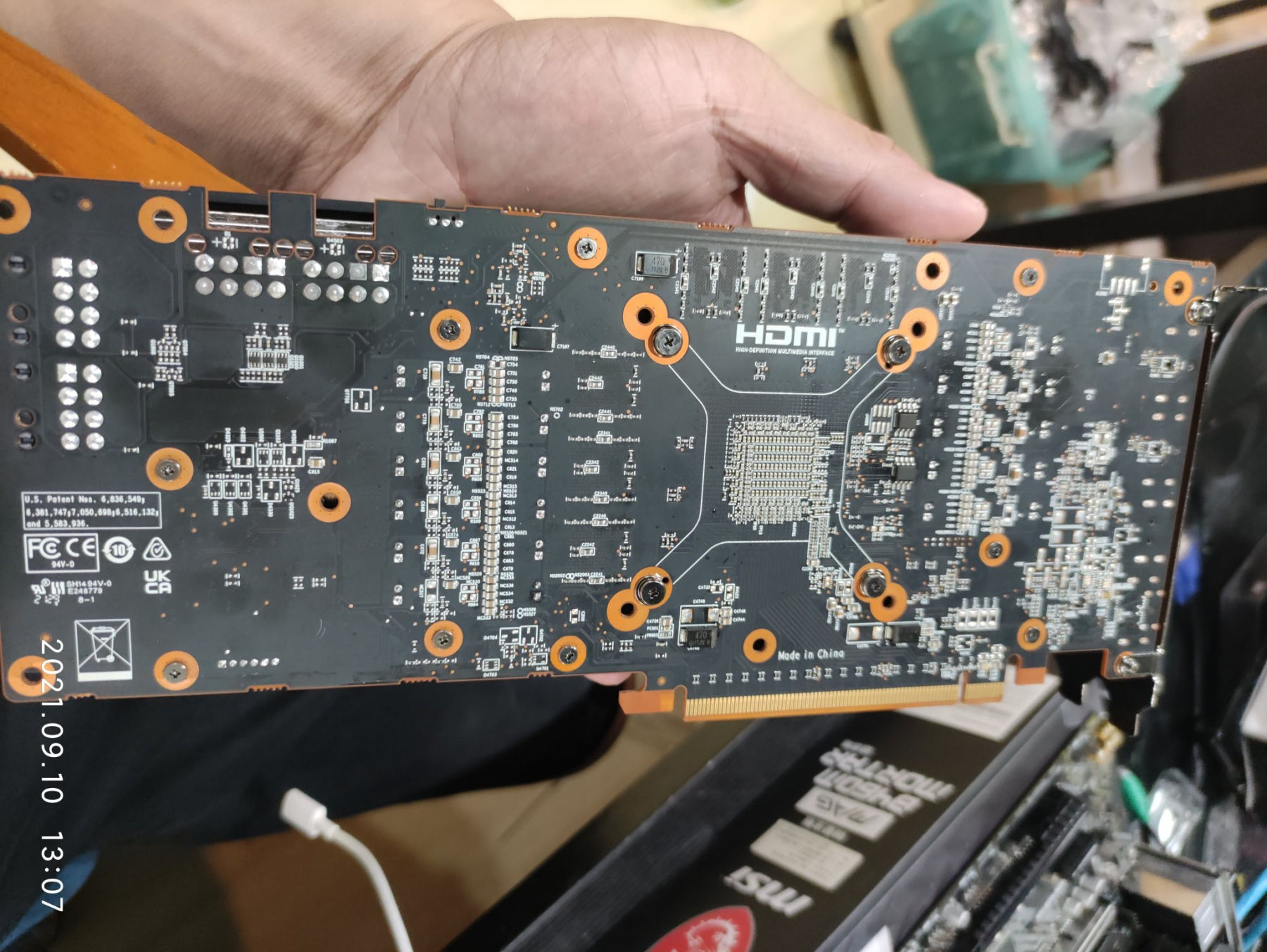 В Сети замечена видеокарта для майнинга на ядре AMD Navi 22