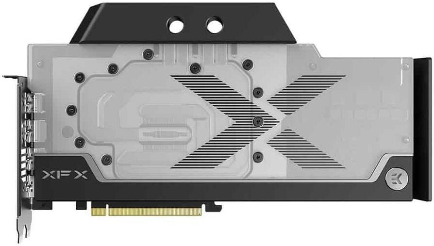 Флагманская видеокарта XFX Radeon RX 6900 XT Speedster Zero WB получила водоблок от EKWB