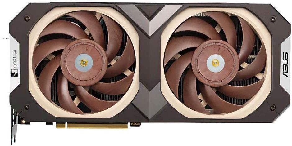 Знакомимся с видеокартой GeForce RTX 3070 в исполнении ASUS и Noctua